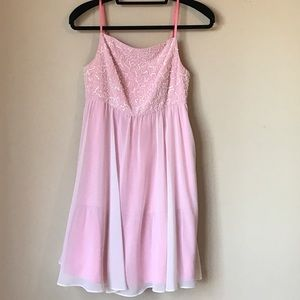 Betsey Johnson Dresses - Betsy Johnson Evening Babydoll Dress