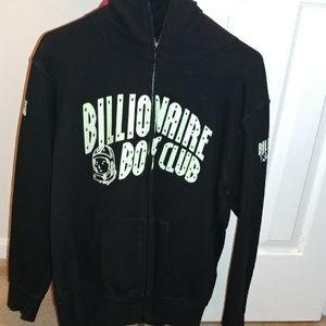 Billionaire Boys Club Jackets & Blazers - Billionare Boys Club (BBC) Glow Zipper Hoodie