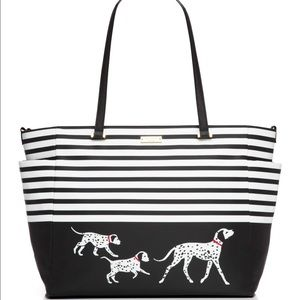 Brand new Kate spade baby bag