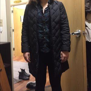 Ann Taylor Puffer Coat