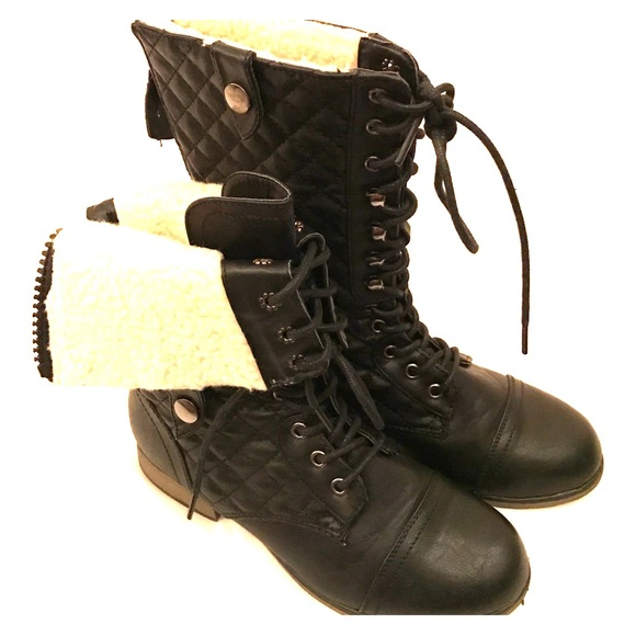38% off Forever Unique Shoes - Combat boots from Esme's closet on ...