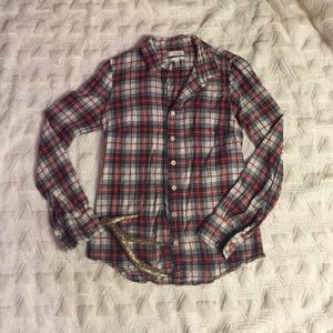 J. Crew Perfect button down size 2