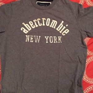 Abercrombie   Fitch Shirts   Tops - Abercrombie New York T-shirt 4964cb36450