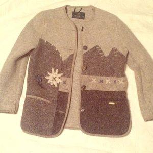 Giesswein Sweaters - SALE!! Giessein wool cardigan