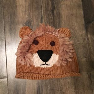 Other - New lion organic cotton hat