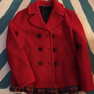 Marc by Marc Jacobs Jackets & Coats - New Marc by Marc Jacobs Marlene boiled woolpeacoat