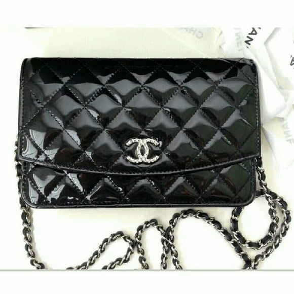 97b0cf85d0c1 CHANEL Bags | Authentic Woc In Patent Leather | Poshmark