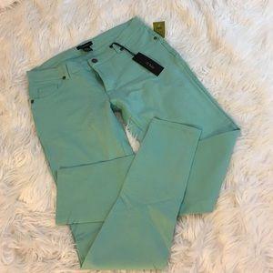 cisono Pants - Mint green pants | size large