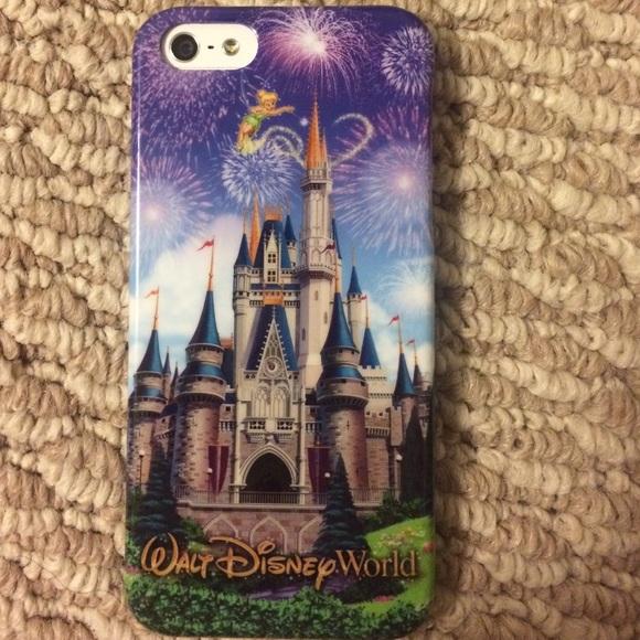 promo code 2fb3c 9d4c5 Walt Disney World iPhone 5, 5s case.