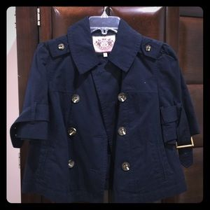 Juicy Couture | Jacket | Small | Navy