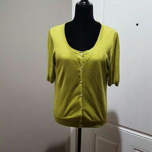 Women's Talbots cardigan sweater, size medium