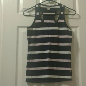 Tops - Stripe tank top
