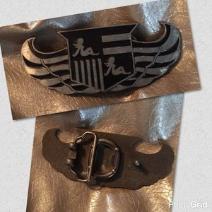 Other - Metal Nude Twin Girl belt