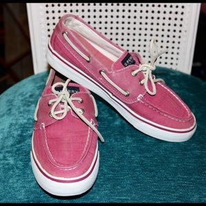 Sperry Top-Sider Shoes - Pink SPERRY Top-Siders