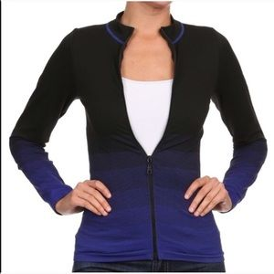 ❤Work out jacket -Blue