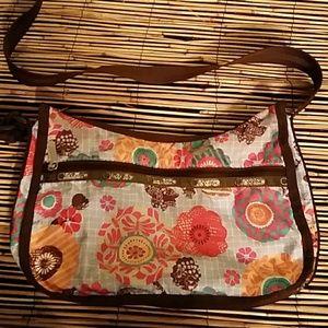 Lesportsac  Handbags - Lesportsac medium weekender bag