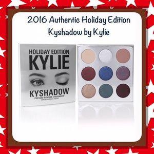 Kylie Cosmetics Other - SALE♦️NIP⭐️Auth.🔺 KyShadow- Holiday🔺Ltd.Ed, S/O