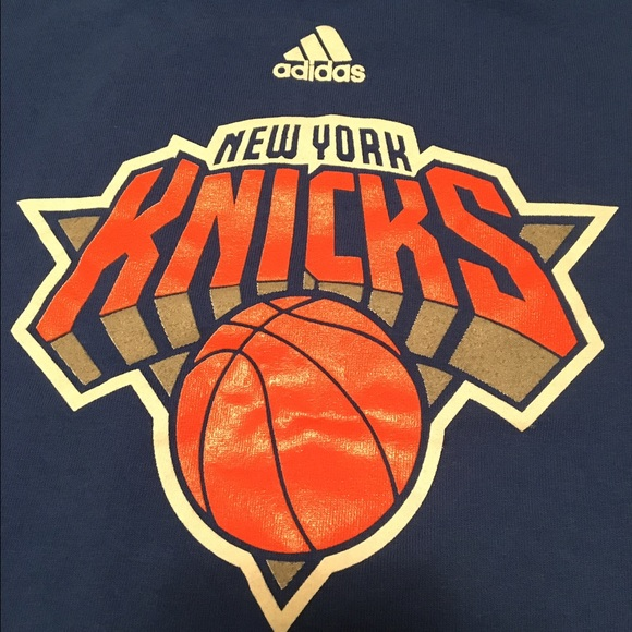4d8a7bed40ad Adidas Other - ♥ 🏀Adidas New York Knicks Basketball Team T-Shirt