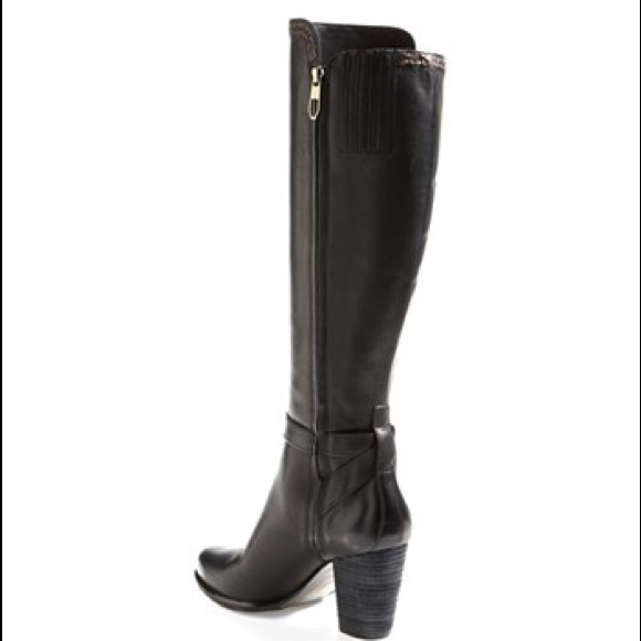 ugg claudine tall boot black