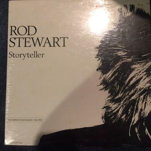 Rod Stewart Storyteller