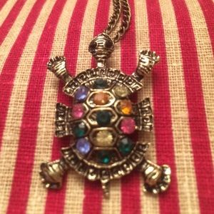 Jewelry - NEW 🐢Lovely Turtle Necklace🐢
