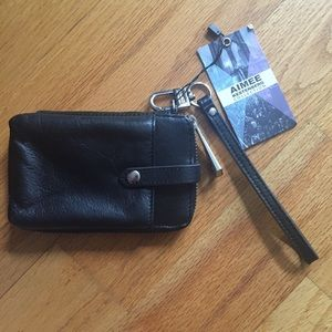 NWT Aimee kestenberg collection cell wallet