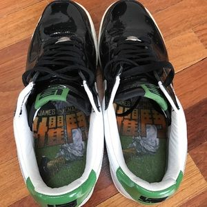 83dbb81b9481 Nike Shoes - Lebron James Chamber of Fear Air Force 1 Sneakers