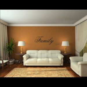 Other - Vinyl Wall Decals