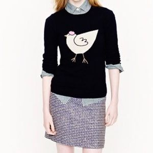 J. Crew Sweaters - J. Crew French Hen Sweater