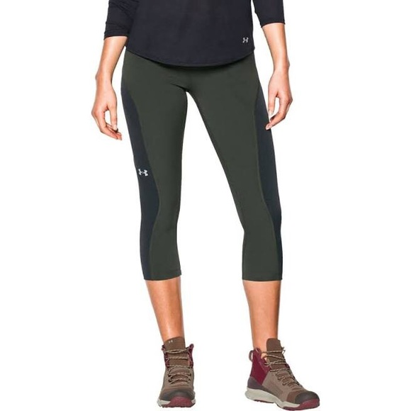 e16fd97f027 Under armour armourvent trail Capri heat gear. M 5849934e99086a3365029b6a