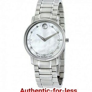 Movado  Accessories - $1595 MOVADO Diamond Mother of Pearl Dial watch