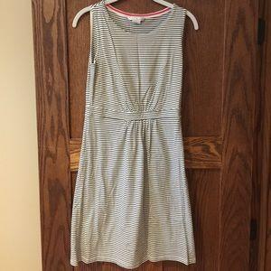 Boden cotton stretch dress