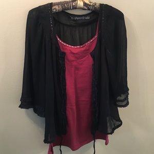 Zara Tops - Zara 3/4 Sleeve Blouse