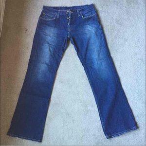 Lucky Brand Jeans - Men's Lucky Brand Denim Jeans - 32