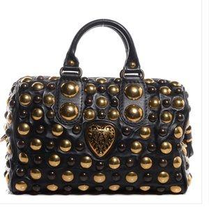 Gucci black babouska Boston bag limited edition!!