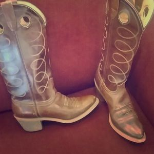 HM Leathercraft Shoes - Cowgirl boots
