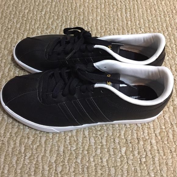 11ebc5befe3 Women's Adidas NEO Courtset Shoes Black. Adidas.  M_5849afd1bf6df506be02f717. M_589167dcd14d7b06da019df6.  M_589167ddd14d7b06da019dfa