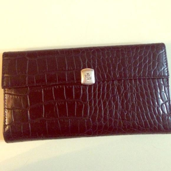 3c9b5ba9f4e Ralph Lauren Bags | Rll Wallet | Poshmark