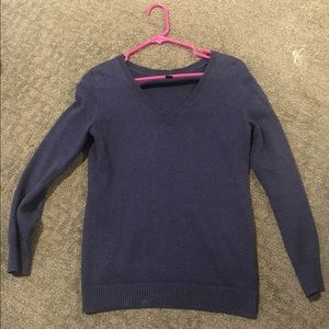 navy old navy sweater