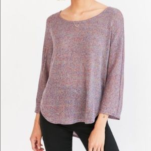 Urban Outfitters Silence + Noise Pullover Sweater