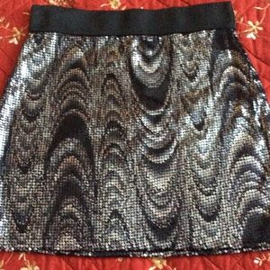 Girls sequin skirt/or extra extra small adult