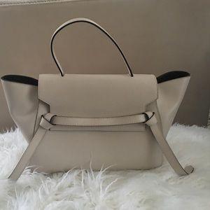 Alberta Di Canio  Handbags - Celine Belt Bag dupe leather bag 💼