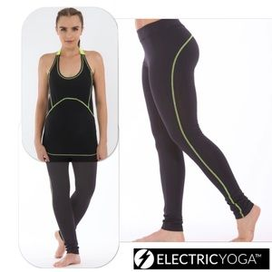 Electric Yoga Tops - ✌🏼💙🌈🦄 YOGA SET 🆕 electricyoga.com
