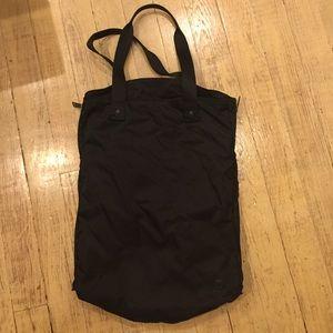 Lululemon Black Yoga Bag