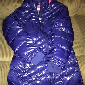 Spyder Other - NWT: Girls XL Spyder long puffer coat