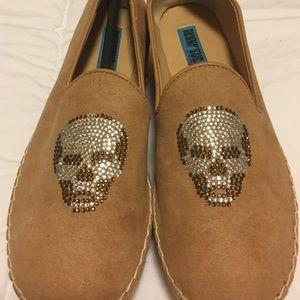 penny sue Shoes - Penny Sue skull espadrilles