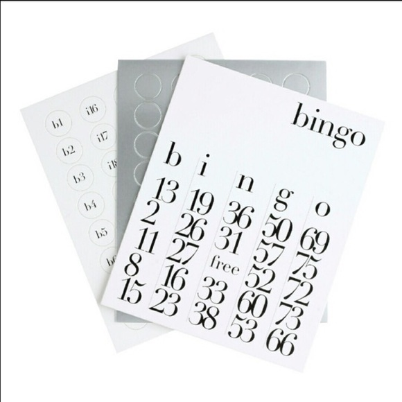 Emory Calendar.J Crew West Emory Bingo Sold Out New Sealed Nwt
