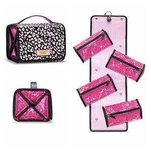 Victoria's Secret Handbags - NWT VICTORIAS SECRET MAKEUP CASE TRAVEL CASE