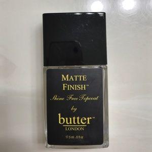Butter London Other - Butter London matte top coat