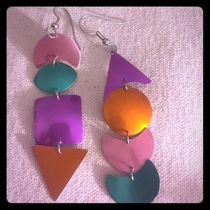 Eclat Jewelry - Sylvi Harwin Funky Earrings